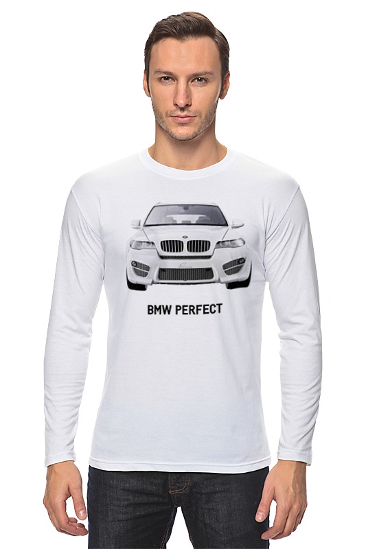 Лонгслив Printio Bmw perfect лонгслив printio perfect girl