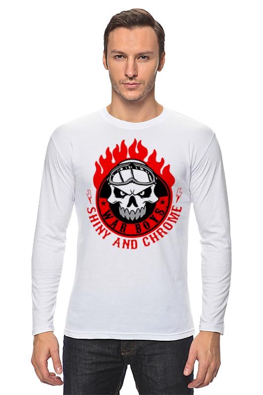 Лонгслив Printio War boys (mad max) футболка стрэйч printio war boys mad max