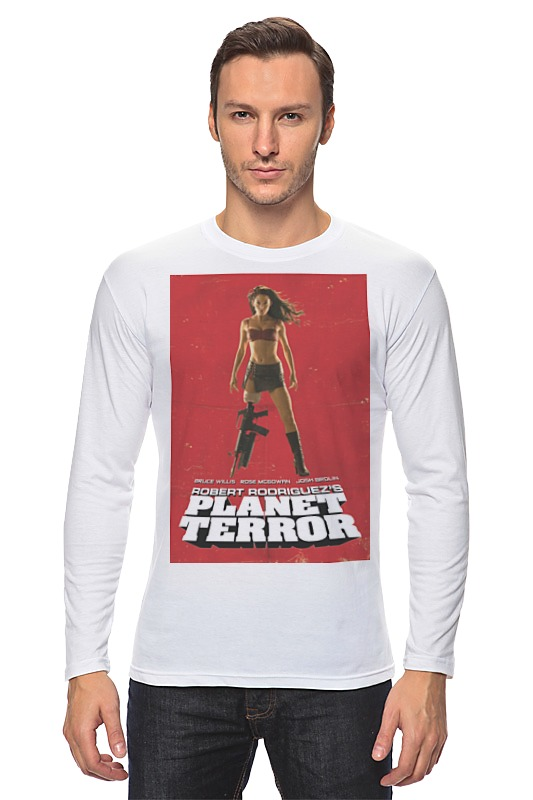 Printio Planet terror yellow толстовка wearcraft premium унисекс printio planet terror yellow