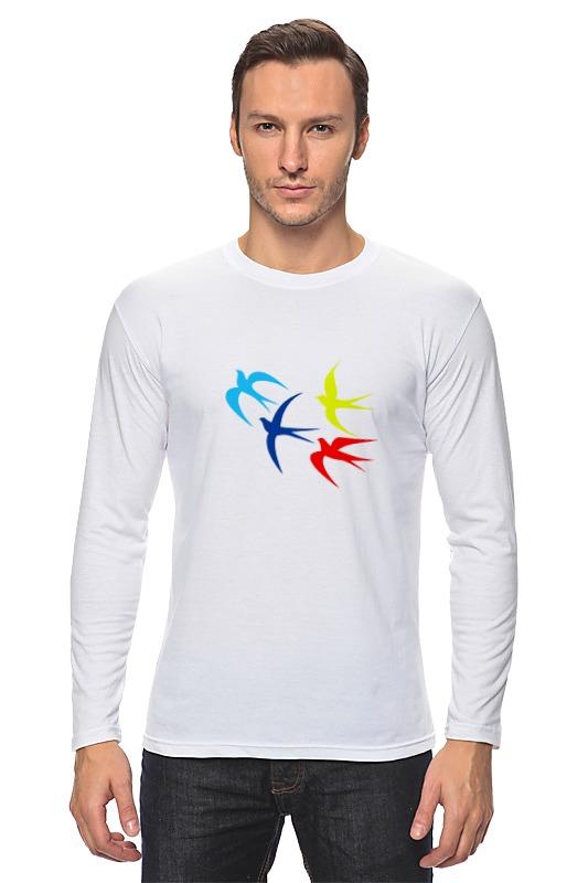 Лонгслив Printio Россия украина футболка стрэйч printio россия украина