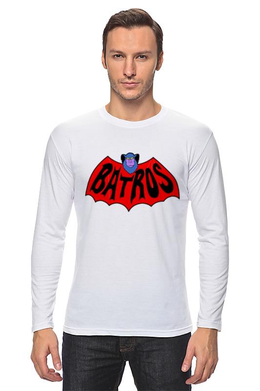 Лонгслив Printio Батрос (хи-мен) футболка wearcraft premium slim fit printio батрос хи мен