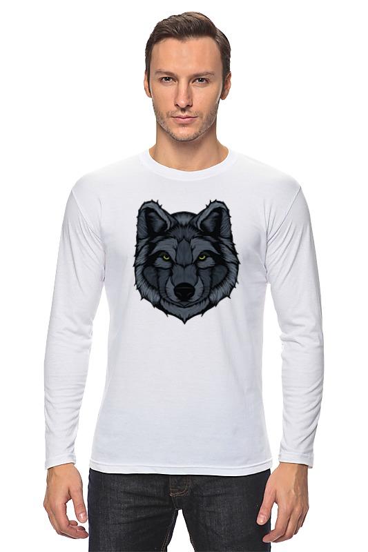 Лонгслив Printio Волк (wolf) гамак lone wolf lone wolf