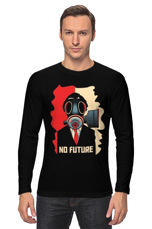 Printio No future (без будущего) лонгслив printio the future