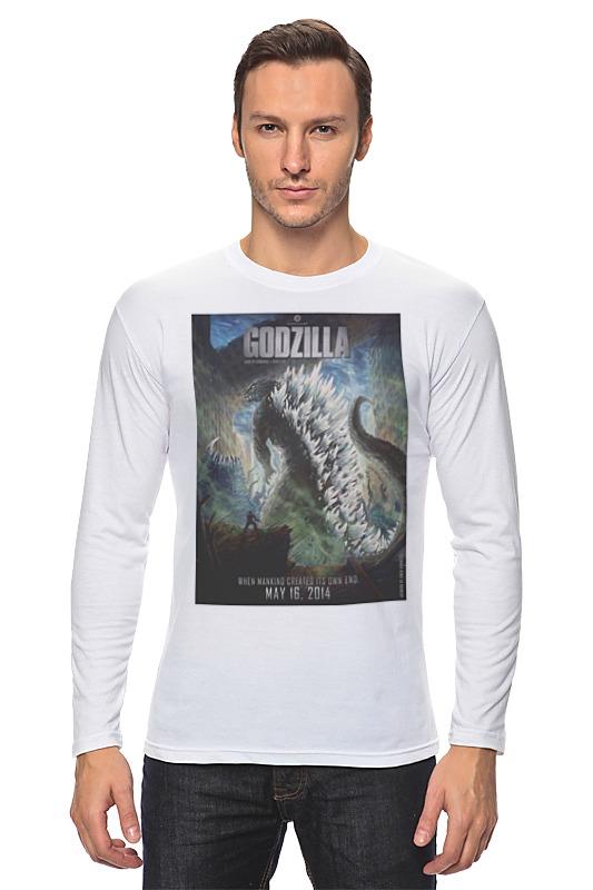 все цены на Лонгслив Printio Godzilla / годзилла