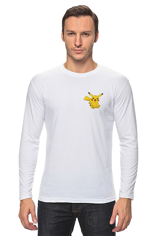 Лонгслив Printio Pokemon go - catch it! go - catch it! женские часы go girl only go 694923