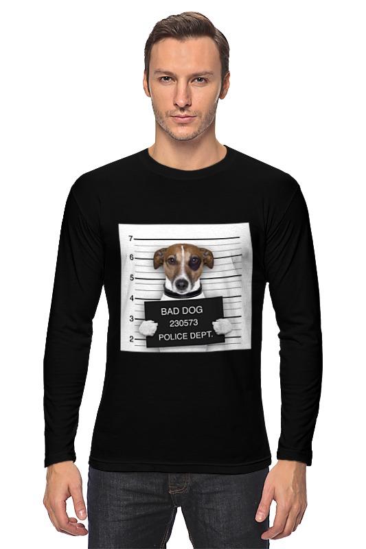 Printio Bad dog (плохой пес) майка классическая printio bad dog плохой пес