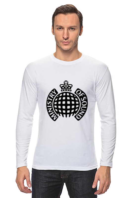 Лонгслив Printio Ministry of sound лонгслив men of all nations лонгслив поло