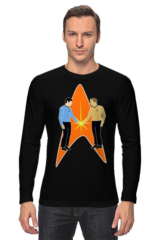 Printio Звездный путь (star trek) лонгслив printio star trek звездный путь