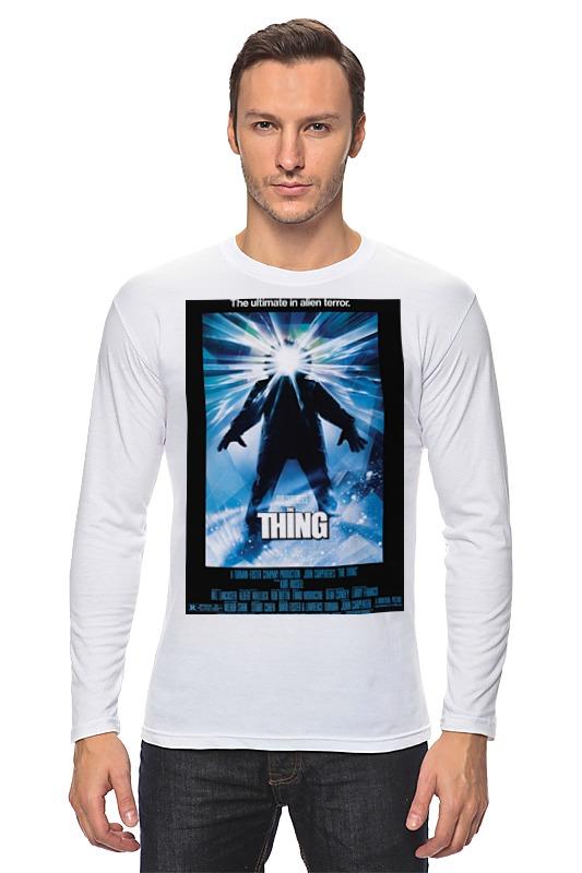 Лонгслив Printio Нечто / the thing the right thing