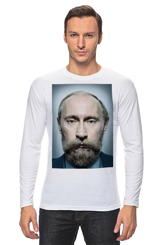Лонгслив Printio Путинизм николай углов путинизм в