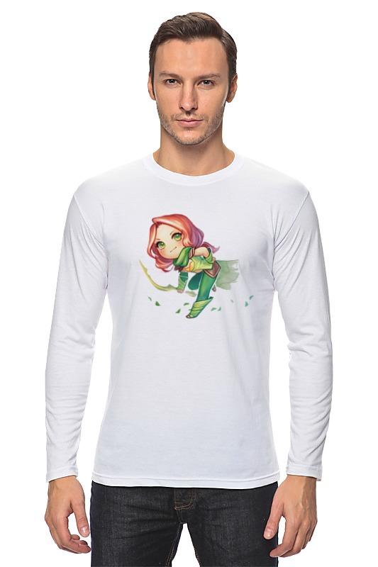 Лонгслив Printio Dota 2 wind runner miy детская футболка классическая унисекс printio dota 2 wind runner miy