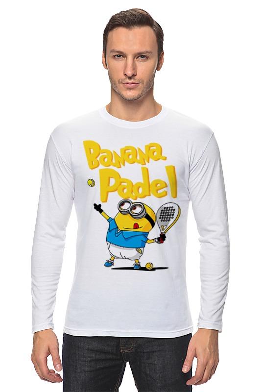 Лонгслив Printio Миньон (банана) кружка printio миньон банана