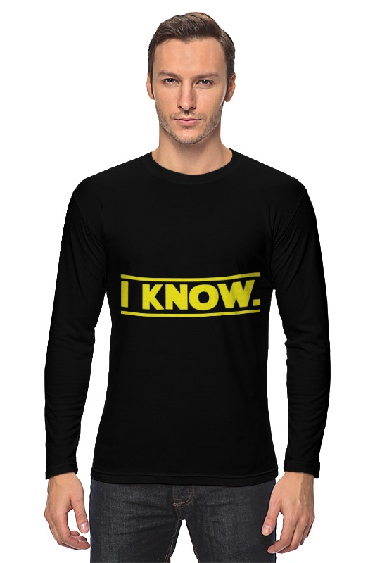 Printio I know star wars