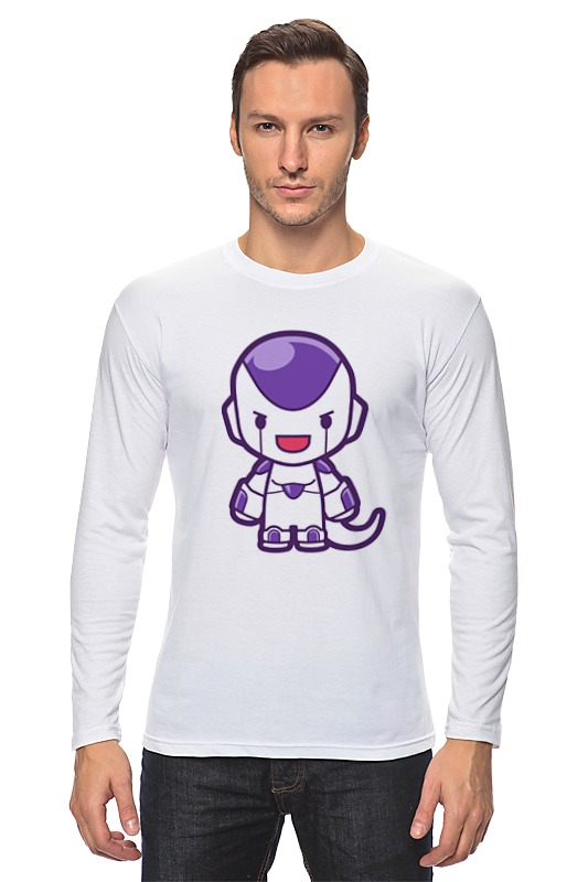 Лонгслив Printio Frieza (dragon ball)