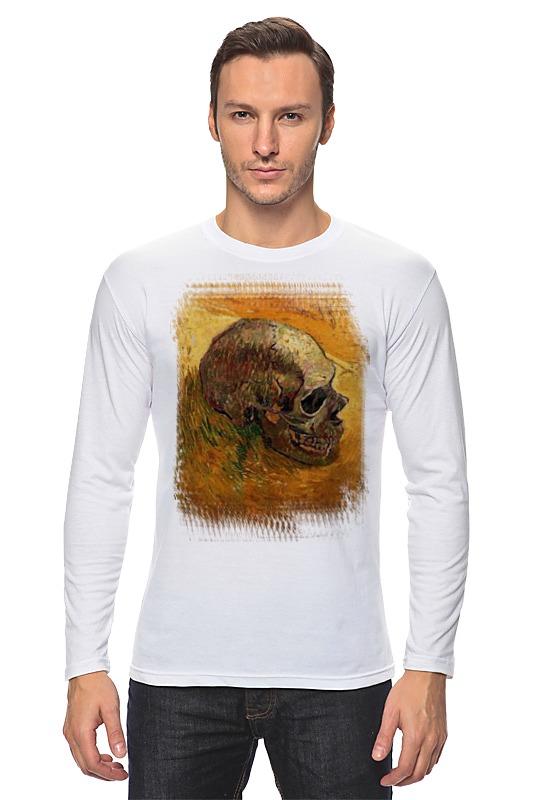 Лонгслив Printio Skull art persian art