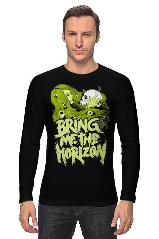 Лонгслив Printio Bring me the horizon футболка для беременных printio bring me the horizon