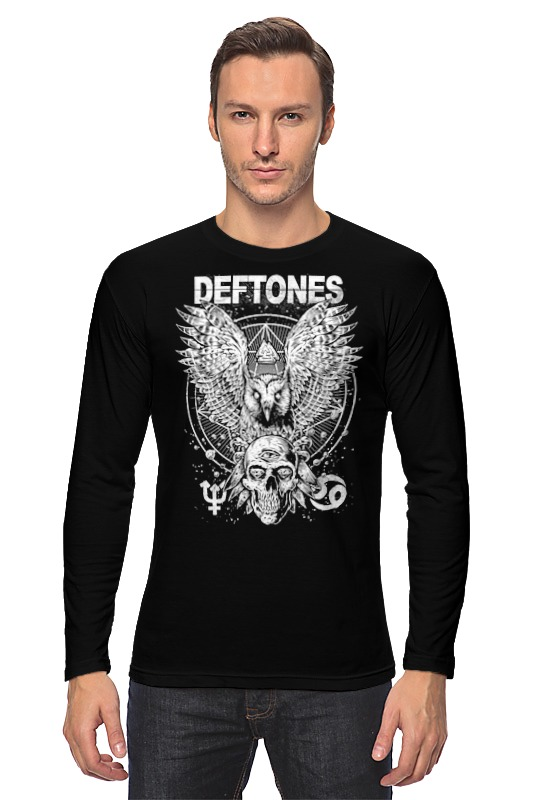 Лонгслив Printio Deftones deftones deftones deftones
