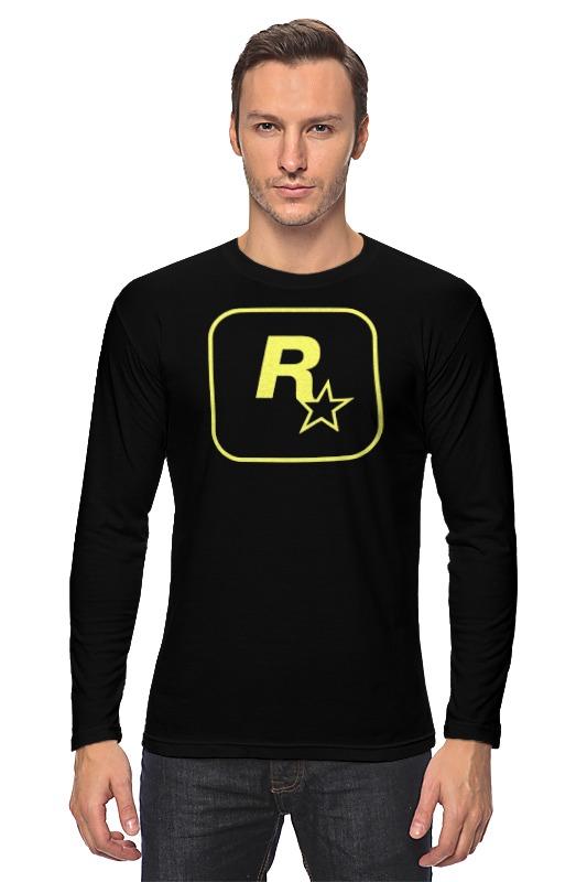 Лонгслив Printio Rockstar staff t-shirt лонгслив printio dota2 t shirt