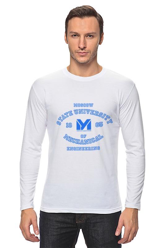 Лонгслив Printio Мужская мами футболка рингер printio мужская мами