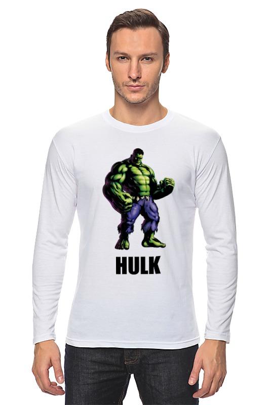 Лонгслив Printio Hulk marvel лонгслив printio халк hulk