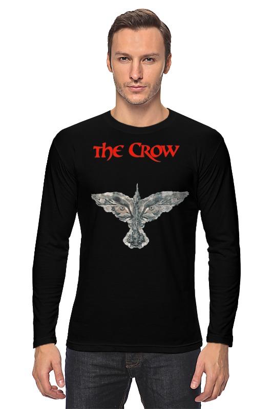 Лонгслив Printio The crow брэндон т тетка чарлея