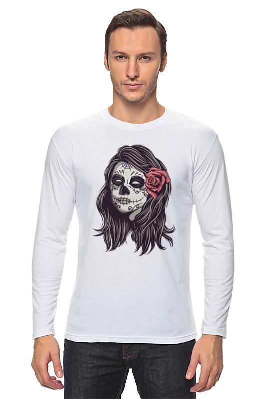 Лонгслив Printio Зомби хеллоуина что угодно или 12 ночь
