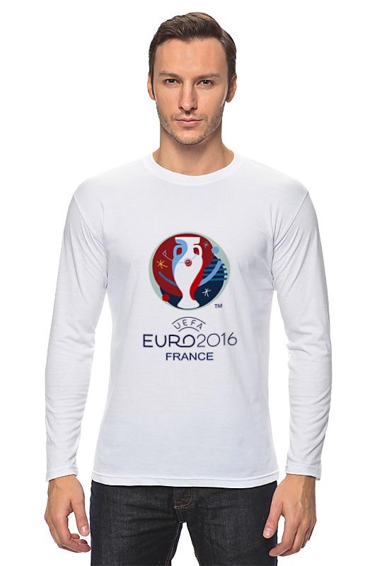 Лонгслив Printio Евро 2016 лонгслив printio евро 2016
