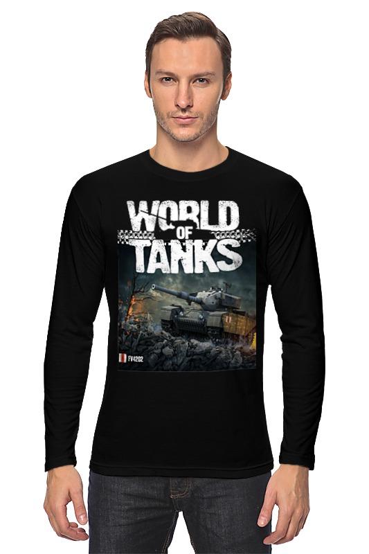 цена на Лонгслив Printio World of tanks