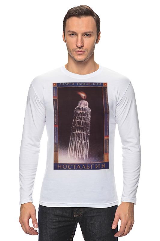 Лонгслив Printio Афиша к фильму ностальгия, 1988 г. куплю платье papilio модель ностальгия