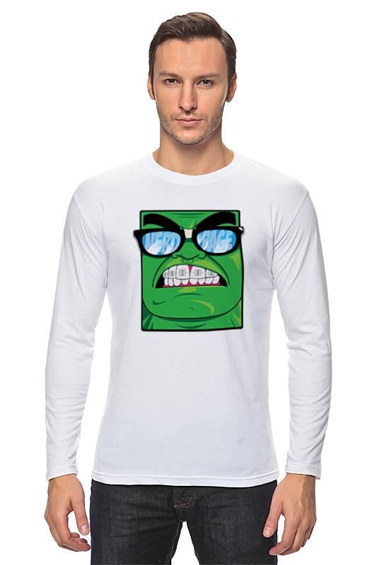 Лонгслив Printio Халк (hulk) лонгслив printio халк hulk