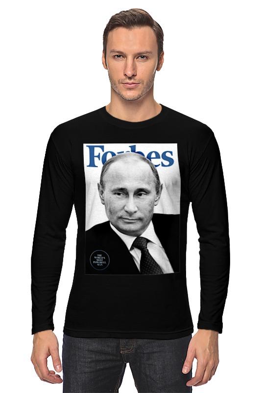 Лонгслив Printio Putin forbes лонгслив printio putin forbes