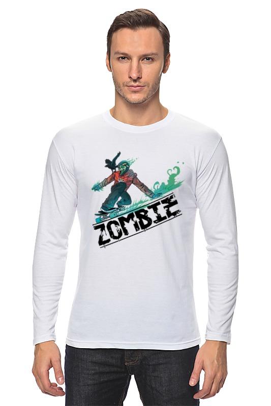 Лонгслив Printio Zombie лонгслив printio zombie