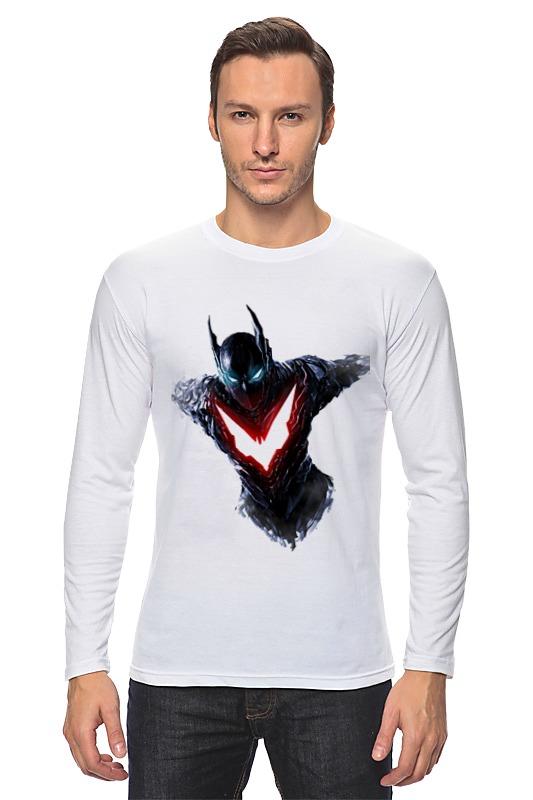 Printio Бэтмен лонгслив printio аркхем бэтмен