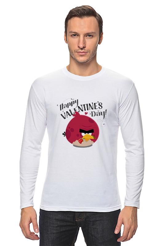 Лонгслив Printio Valentine t-shirt 3 plus size cold shoulder floral embroidered t shirt