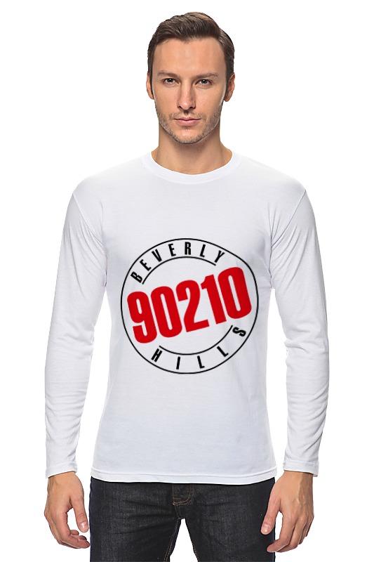 Лонгслив Printio 90210 футболка wearcraft premium printio 90210