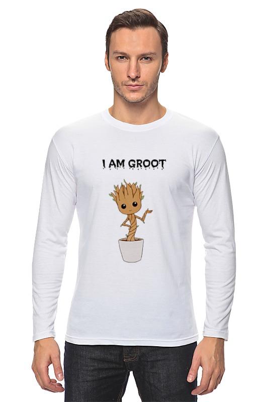 Printio Я есть грут - i am groot футболка классическая printio я есть грут i am groot