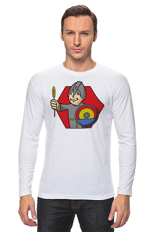 Лонгслив Printio Колонизатор (fallout) футболка wearcraft premium printio колонизатор fallout