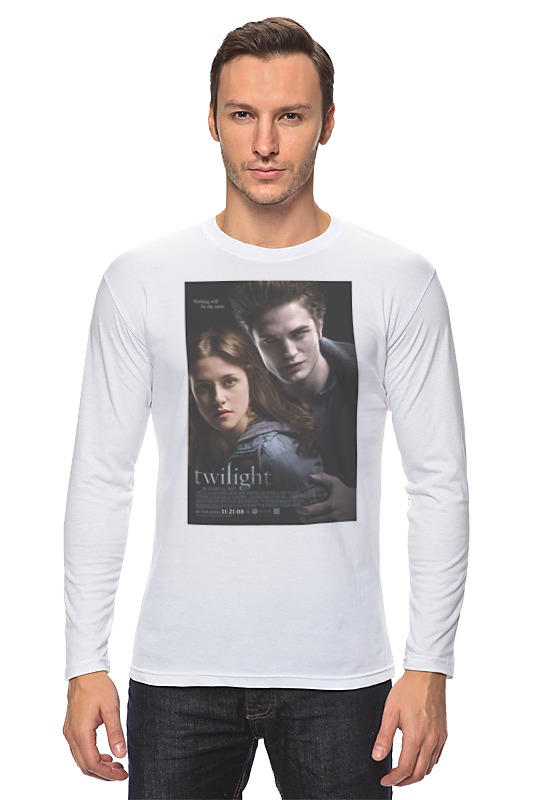 Лонгслив Printio The twilight saga / сумерки fanpire the twilight saga and the women who love it