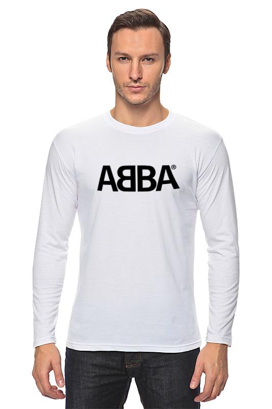 Лонгслив Printio Группа abba