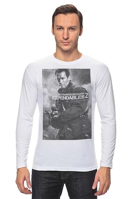 Лонгслив Printio Schwarzenegger - expendables ii лонгслив printio 62 2% в саратове