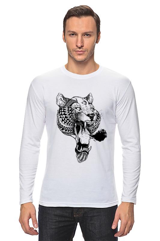 Лонгслив Printio Tiger лонгслив printio тигр tiger