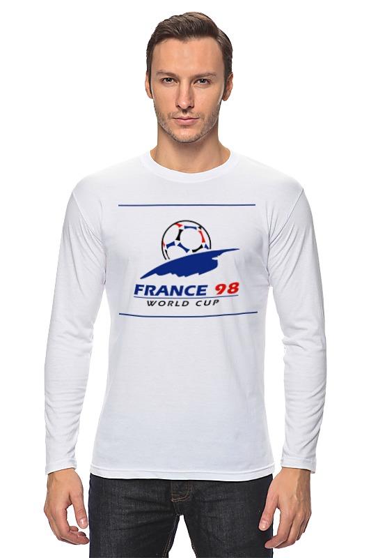 Лонгслив Printio Чемпионат мира по футболу 1998 цена