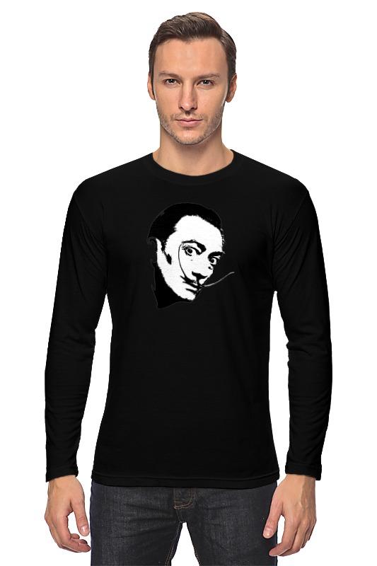 Printio Дали на темном футболка wearcraft premium printio дали на темном