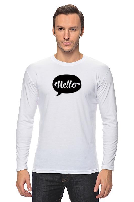 Printio Облако мыслей - hello футболка wearcraft premium printio облако мыслей hello