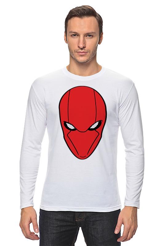 Лонгслив Printio Красный колпак (red hood) футболка стрэйч printio красный колпак red hood