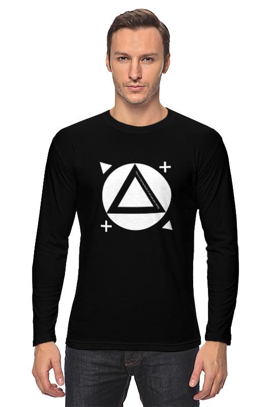 Лонгслив Printio Tracker t-shirt
