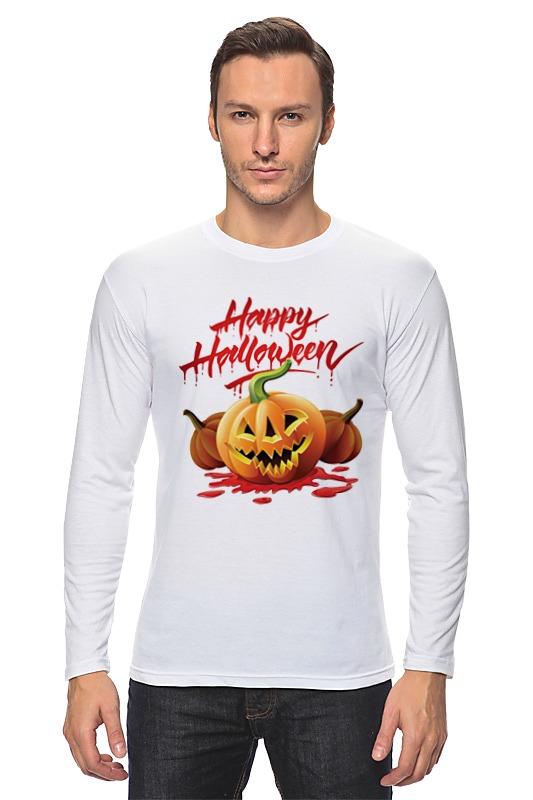 Лонгслив Printio Ночь хеллоуина