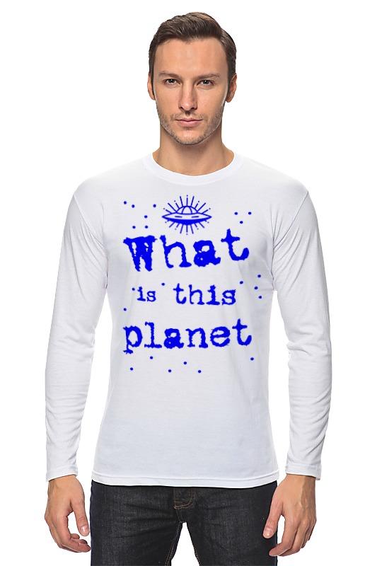 Printio Что это за планета! поло print bar красная планета
