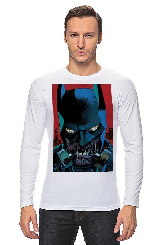 Лонгслив Printio Batman лонгслив printio batman x twitter