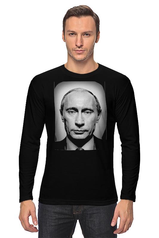 Лонгслив Printio Путин лонгслив printio beyoutiful arsb
